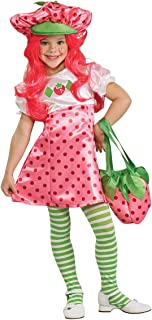Strawberry Shortcake Deluxe Children's Costume, Small