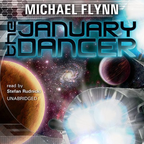 The January Dancer copertina