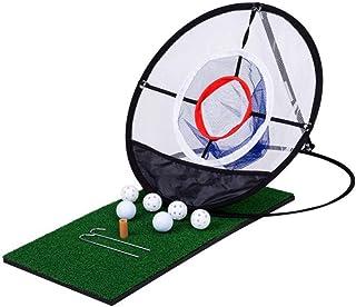 Draagbaar golfset-doelnet, opvouwbare golfsnijstang Trainingsnet, duurzaam van hoge kwaliteit Handig opbergen, voor traini...