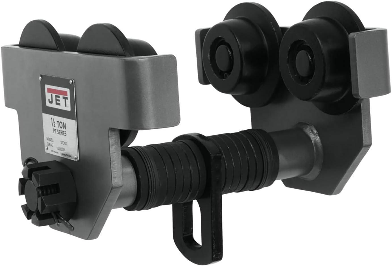 JET free 1 2-PT 2-Ton 2021 model Heavy-Duty 252005 Manual Trolley
