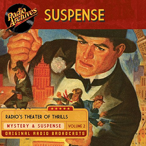 Suspense, Volume 2 audiobook cover art
