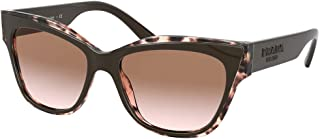 Prada PRADA PR 23XS Brown/Light Brown Shaded 53/16/140 women Sunglasses