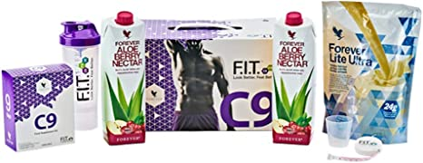 Forever Living Clean 9 Pack - New Flavours