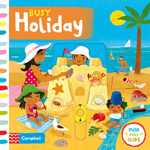 Busy Holiday (Busy Books)