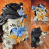 GSDGSD Figura de una Pieza Jinbe Ver. Estatua 20CM...