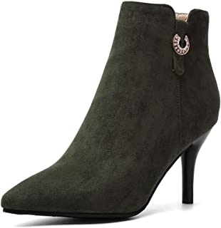 BalaMasa Womens ABS13941 Pu Boots