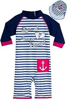 بدلة سباحة للأولاد مع قبعة من كوسلاند