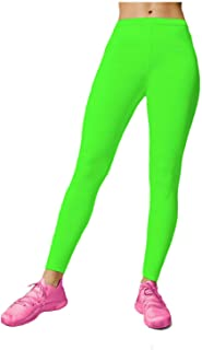 Girls Kids Plain Thick Long Length Leggings Age 5-12 All Colors UK free Postage
