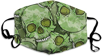 Gtiandewenhuachu Camouflage Skull Cool Patroon 3 a...