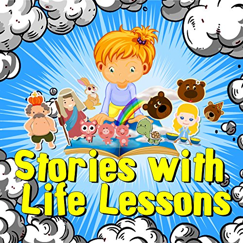 Stories with Life Lessons audiobook cover art