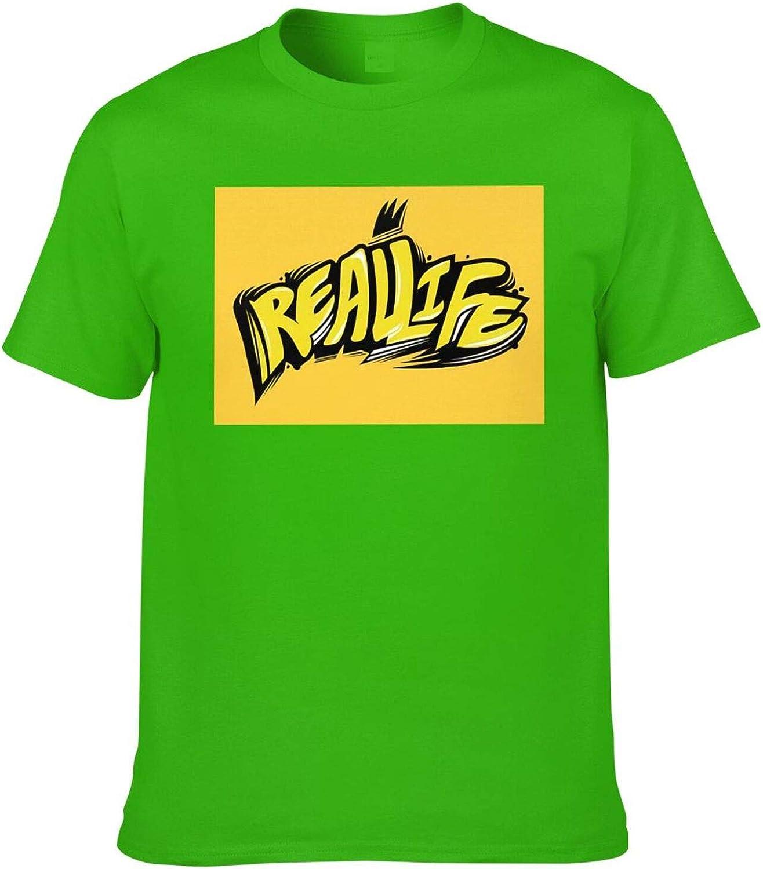 GXYNIGD Reallife Y T-Shir