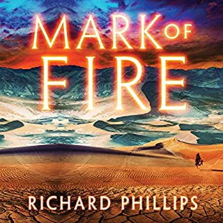 Mark of Fire     The Endarian Prophecy, Book 1              By:                                                                                                                                 Richard Phillips                               Narrated by:                                                                                                                                 Caitlin Davies                      Length: 9 hrs and 17 mins     208 ratings     Overall 4.1