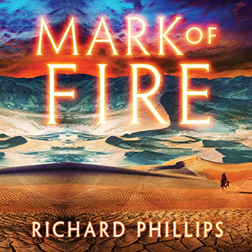 Mark of Fire audiobook cover art