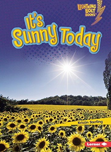 It's Sunny Today (Lightning Bolt Books ® ― What's the Weather Like?)