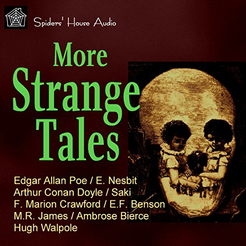 More Strange Tales audiobook cover art