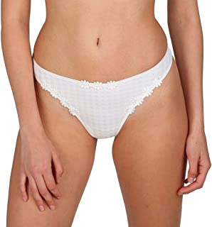 Marie Jo Avero 0600414 Women's Natural Off White Thong Panty G-String