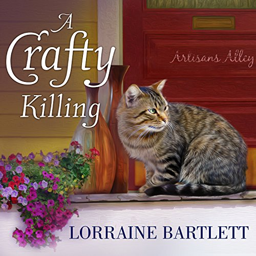 A Crafty Killing audiobook cover art