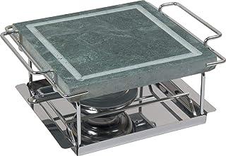 Orework Grill en pierre carrée