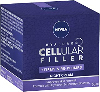 NIVEA Hyaluron Cellular Filler Night Cream, 50ml