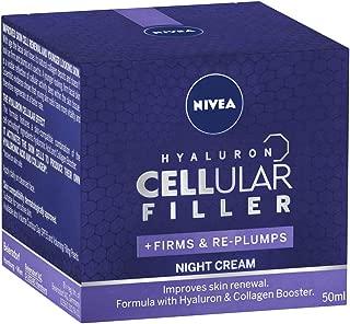 NIVEA Hyaluron Cellular Filler Night Cream, 50ml