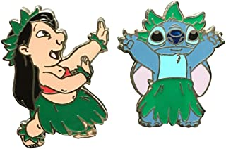 Best lilo and stitch enamel pin Reviews