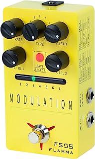 FLAMMA FS05 Multi Modulation Pedal Guitar Pedal Stereo...