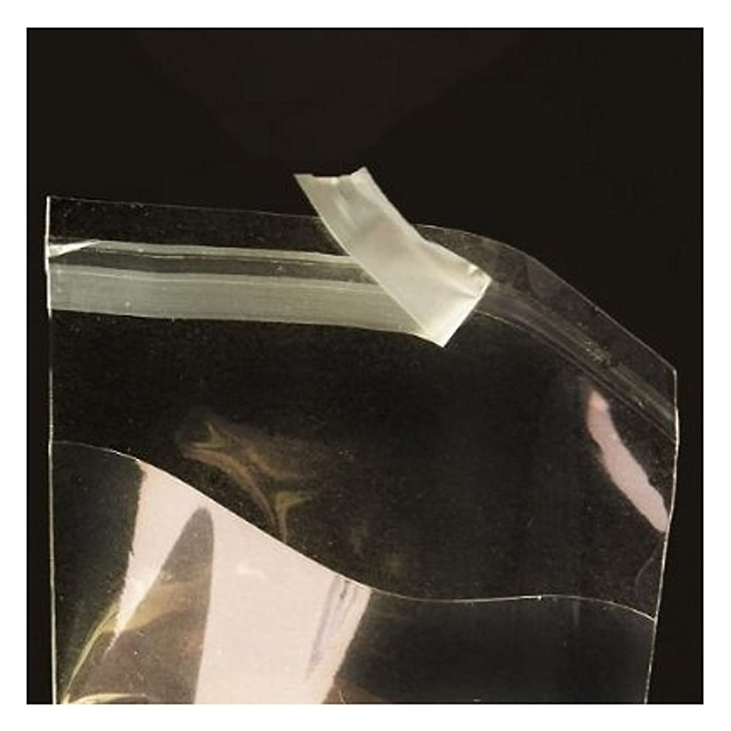 2in. X 3in. Flat Cellophane Bags with Adhesive Closure - pack of 200