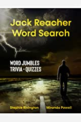 Jack Reacher - Word Search: Word Jumbles - Trivia - Quizzes Paperback