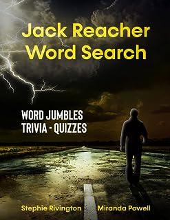 Jack Reacher - Word Search: Word Jumbles - Trivia - Quizzes