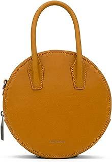 Matt & Nat Kate Mini Handbag, Vintage Collection, Shine (Yellow)