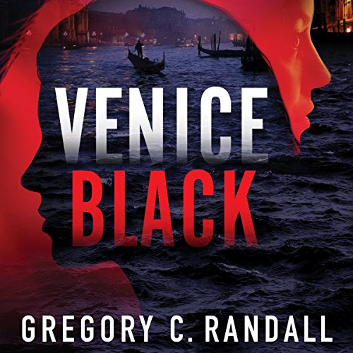 Venice Black audiobook cover art