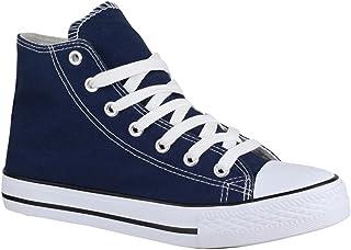 Elara Baskets Unisexes Chaussures de Sport Hautes Chunkyrayan