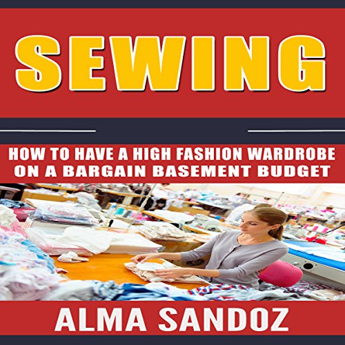 Sewing cover art