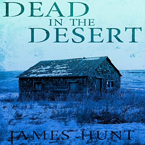 Dead in the Desert, Book 1 Titelbild