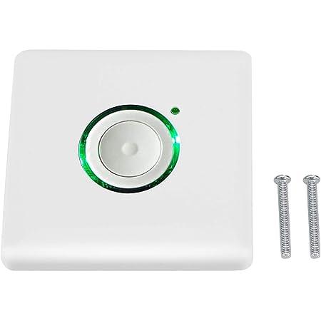 Module Compte /à rebours Interrupteur de commande MiOYOOW AC 110 V 220 V Signal de d/éclenchement /à niveau /élev/é Affichage LED