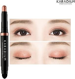 KARADIUM Shining Pearl Smudging Eye Shadow Stick, 1.4 g, 9 Rose Gold