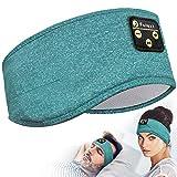Sleep Headphones Bluetooth, Lavince Sleeping Headphones Headband 10H...