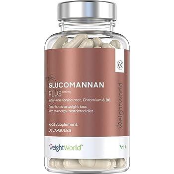 glucomannan on keto diet