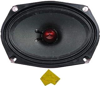 American Bass Godfather 6x9 Midrange Car Speaker, 400 Watt Maximum Power, Mid Bass Car Audio Stereo Woofer Loudspeaker, 4 ... photo