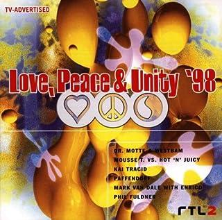 Love, Peace & Unity '98