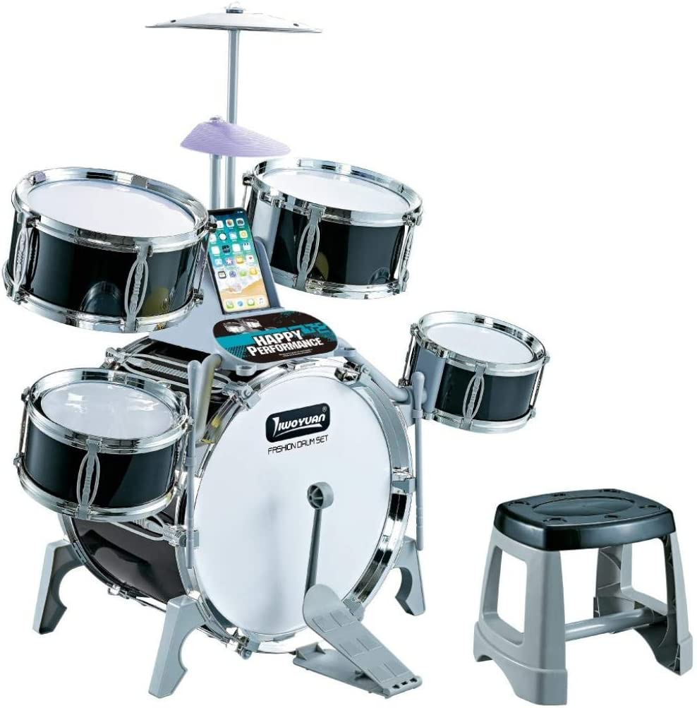 5pcs Jazz Drum Set Tulsa Mall Children's w quality assurance Junior High School