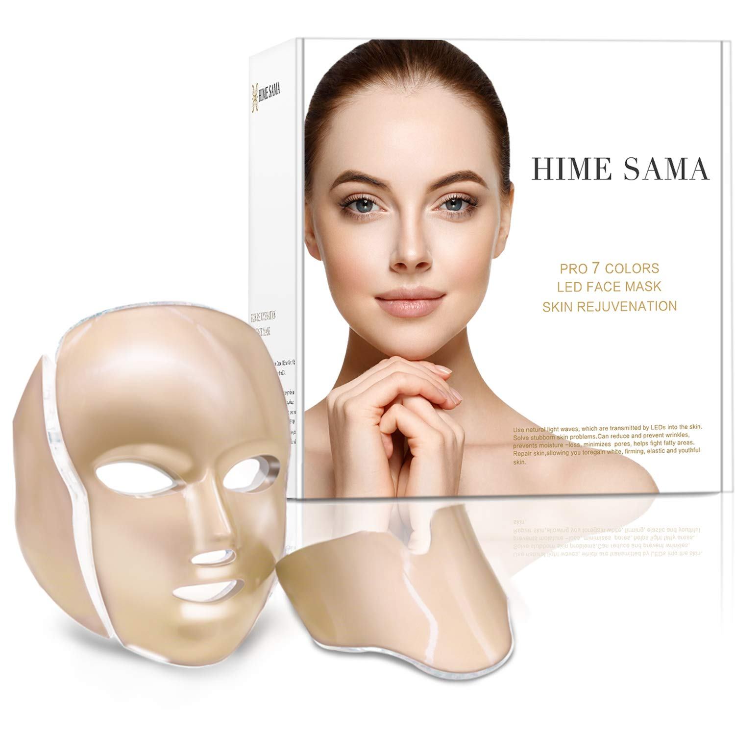 5 Best LED Light Therapy Devices - Hime Sama