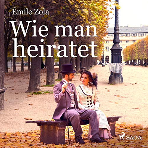 Wie man heiratet cover art