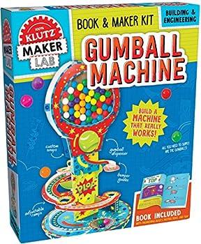 Gumball Machine  Maker Lab  Klutz STEM Kit