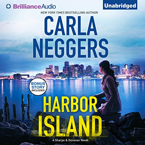 Harbor Island audiobook cover art