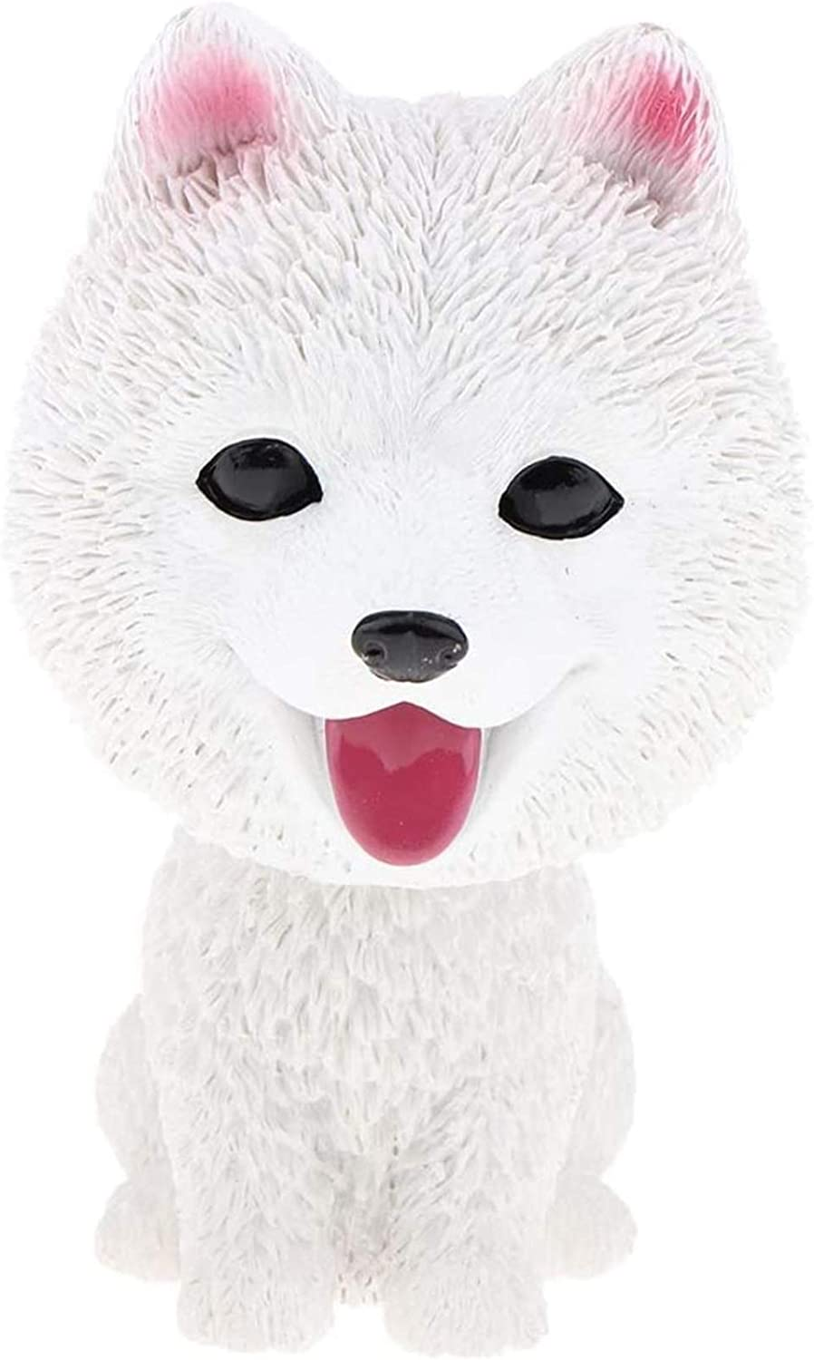 TONG Resin San Attention brand Antonio Mall Shaking Head Dog Puppy Bobblehead Bobbing Toy A Heads