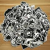 STKCST Anime Cartoon 100 Hojas Graffiti DIY Sticker Pack Notebook Creative Sticker Decal Decoración Etiqueta de Equipaje Coche Impermeable Colorido Lindo Estético Vinilo Etiqueta Personalizada