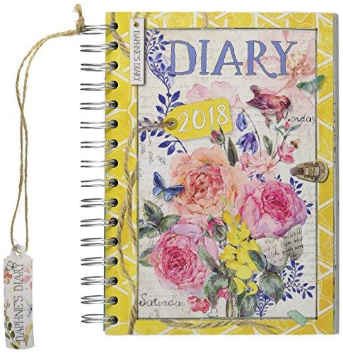 Daphne's Diary – Taschenkalender 2018