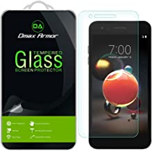 [2-Pack] Dmax Armor for LG Fortune 2 Tempered Glass Screen Protector