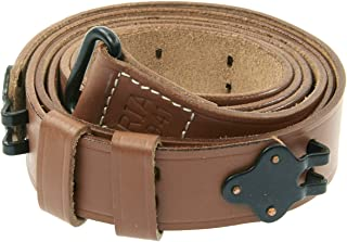 leather military sling